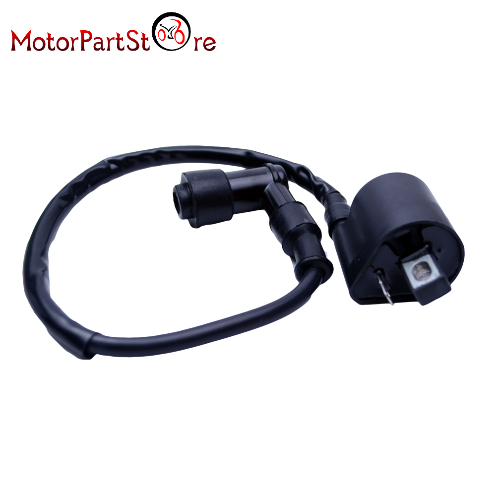 hight resolution of generator ignition coil fit for honda atc110 atc125m atc185s atc200 atc200m atc200s atc200x fl250 engine motor lawn
