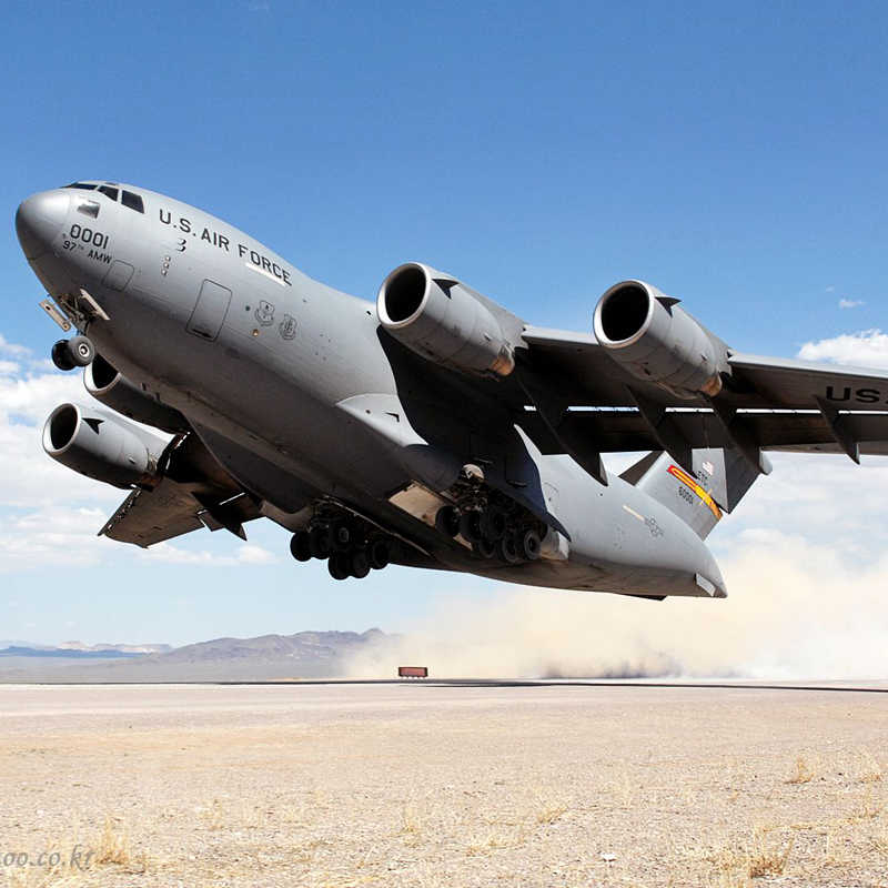 RC Plane C17 AirBUS Military plane C17 Aieliner 2 4G 7 CH
