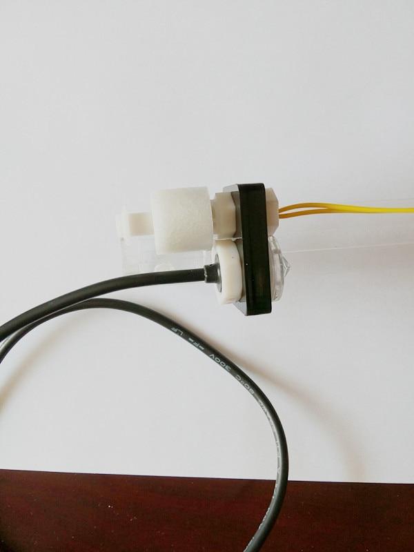Porte-capteur ATO automatique, avec interrupteur à flotteur et capteur de niveau d'eau optique - 3
