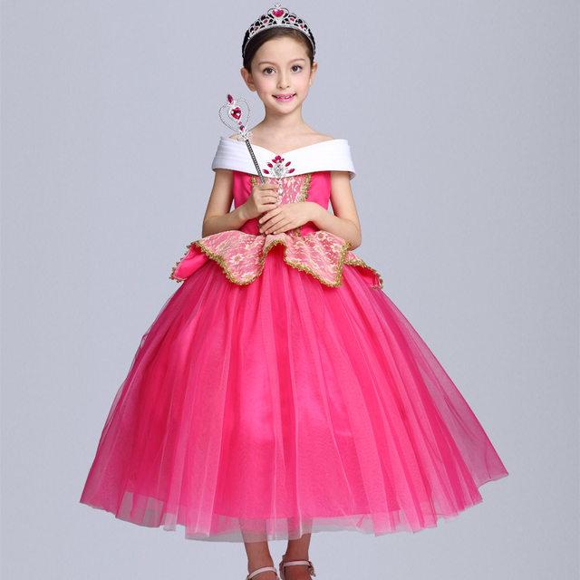 Tienda Online Nueva aurora vestido traje de la Bella Durmiente para ...
