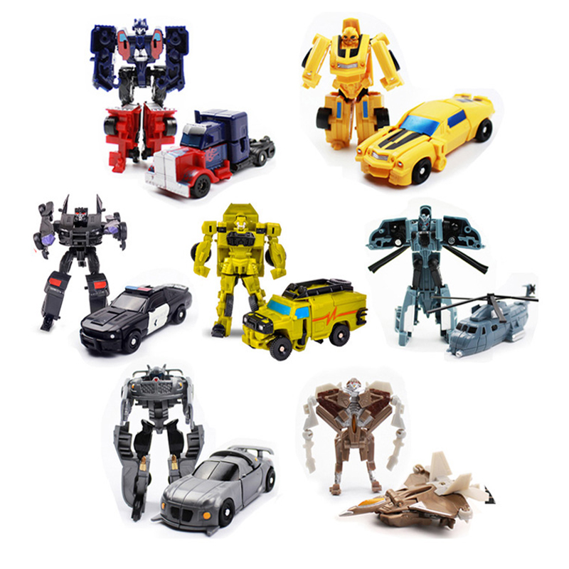 7pcs Super Robot Transformation Cars Deformation Robot Hero Toy Action Figures Toys for Boys7pcs Super Robot Transformation Cars Deformation Robot Hero Toy Action Figures Toys for Boys