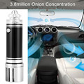 Automatic Car Home Ozone Ionizer Air Freshing Oxygen Purifier Cleaner Tool