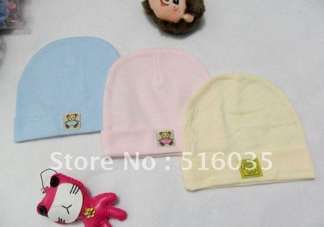 Promotion!free shipping 2012 New Design new baby hat,Knitted caps children  hat
