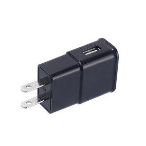 Image 5 - 5 V 2.1A USB شاحن آيفون X 8 7 6 باد سريع جدار شاحن الاتحاد الأوروبي محول 5 V 1A لسامسونج s9 شياو mi mi الهاتف المحمول شاحن