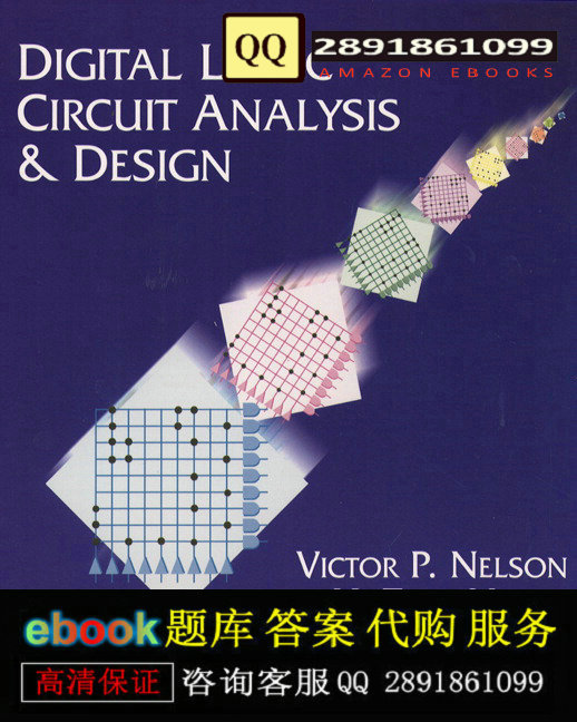 Digital logic circuit analysis and design (victor nelson, troy.