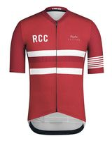 RCC New style pro Team cycling Jersey for men short sleeve Jersey MTB and road riding clothing maglia ciclismo fast shipping