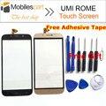 Tela de Toque Umi Roma 100% Original Substituição Do Painel de Digitador Touch Screen Display para Roma Umi Smartphone Em Estoque
