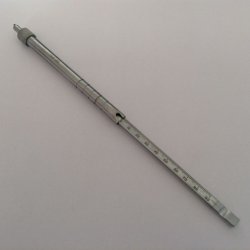 NEW Depth Gauge 0mm To 90mm Orthopedics Surgical Instruments