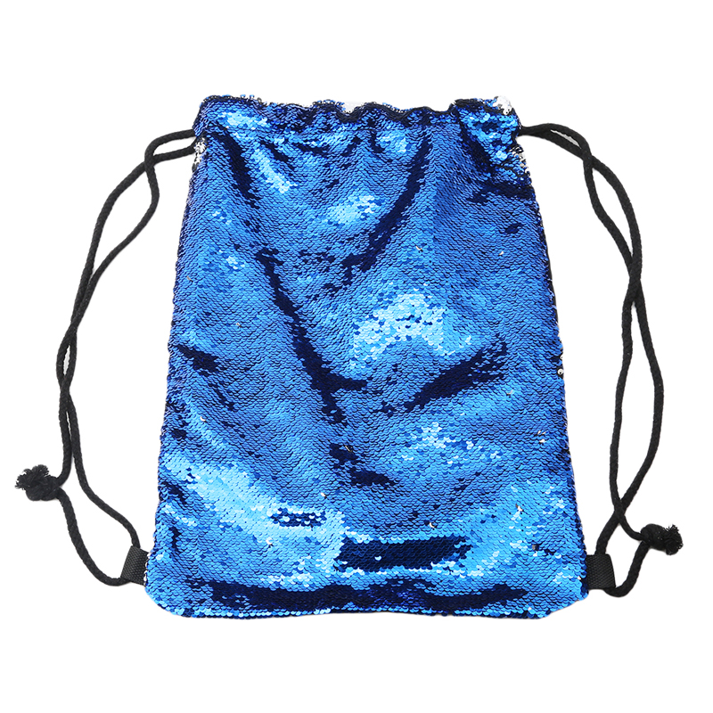 Sequins Backpacks Glittering Bling Shoulder Bags Reversible Glitter  Drawstring Backpacks Women Beach Travel Bag Fashion 2018 New-in Backpacks  from Luggage ...