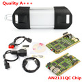 Newest AN2131QC chip V159 for Renault Can Clip Auto Diagnostic Interface  for Renault Scanner Tool support GermanSpanish