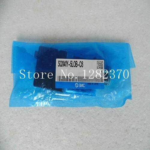 [SA] New Japan genuine original SMC solenoid valve SQ1141Y-5LOB-C6 spot