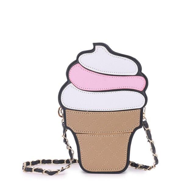 Ice cream / cake Cute Messenger Bags