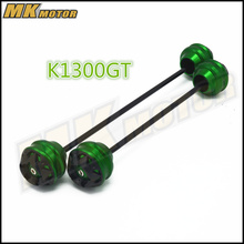 Free shipping For BMW K1300GT  2008-2013 CNC Modified Motorcycle Front and rear wheels drop ball / shock absorber baja 5b parts cnc 8mm alloy rear shock absorber free shipping 95223