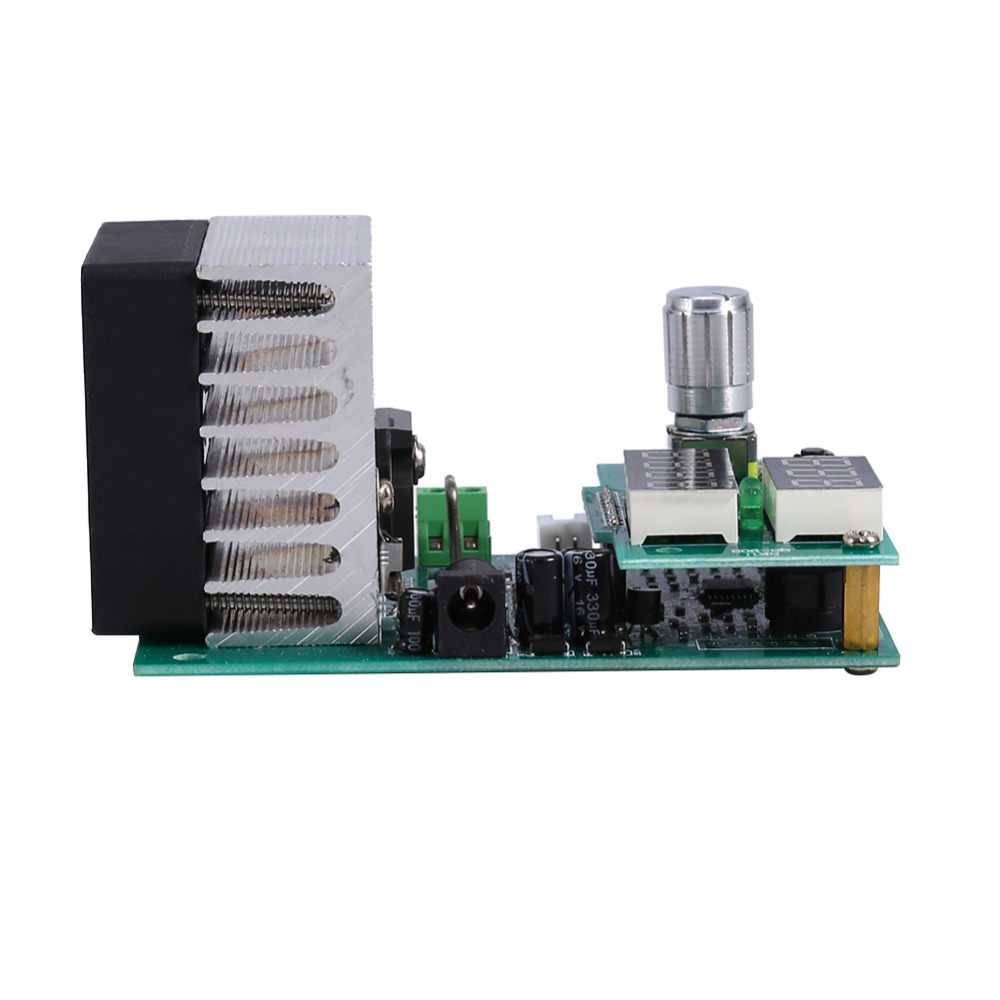 9.99A 30V Constant Current Electronic Load Module Battery Capacity Tester 60W Multi-functional