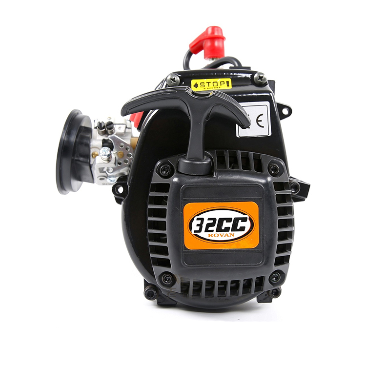 1PC Rovan Gasoline Truck 810231 Engine 32CC Easy Start Engines for Remote Control RC Cars Modification
