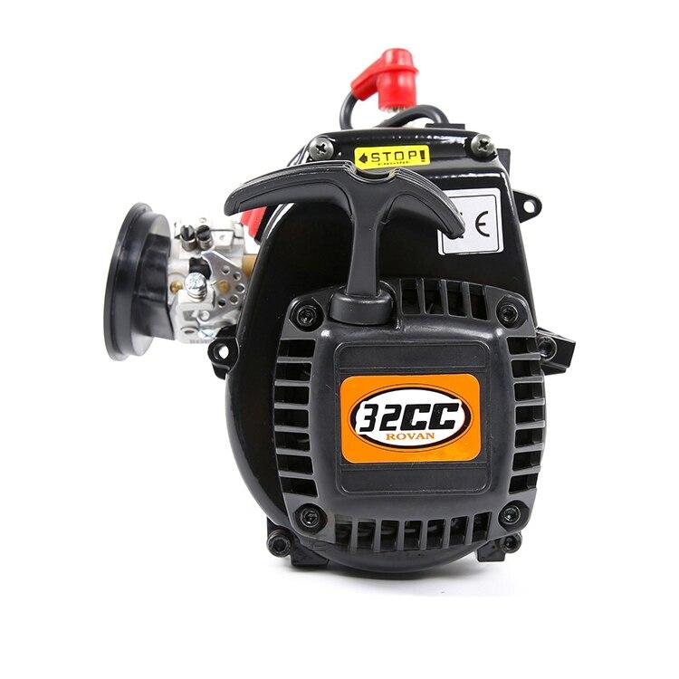 1 PC Rovan essence camion 810231 moteur 32CC démarrage facile moteurs pour télécommande RC voitures Modification mises à niveau