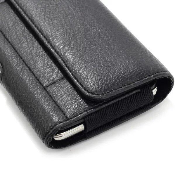 Uniwersalna torba na telefon w stylu vintage z zaczepem na pasek dla - Części i akcesoria do telefonów komórkowych i smartfonów - Zdjęcie 4