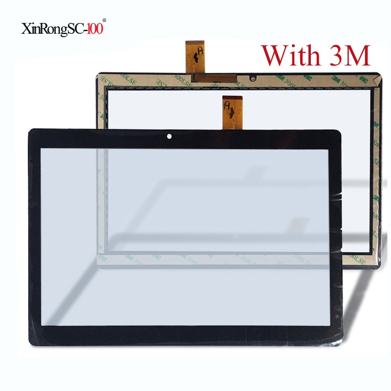 10.1 Inch for Prestigio Grace 3101 4G LTE PMT3101 4G tablet pc capacitive touch screen glass digitizer panel Free shipping