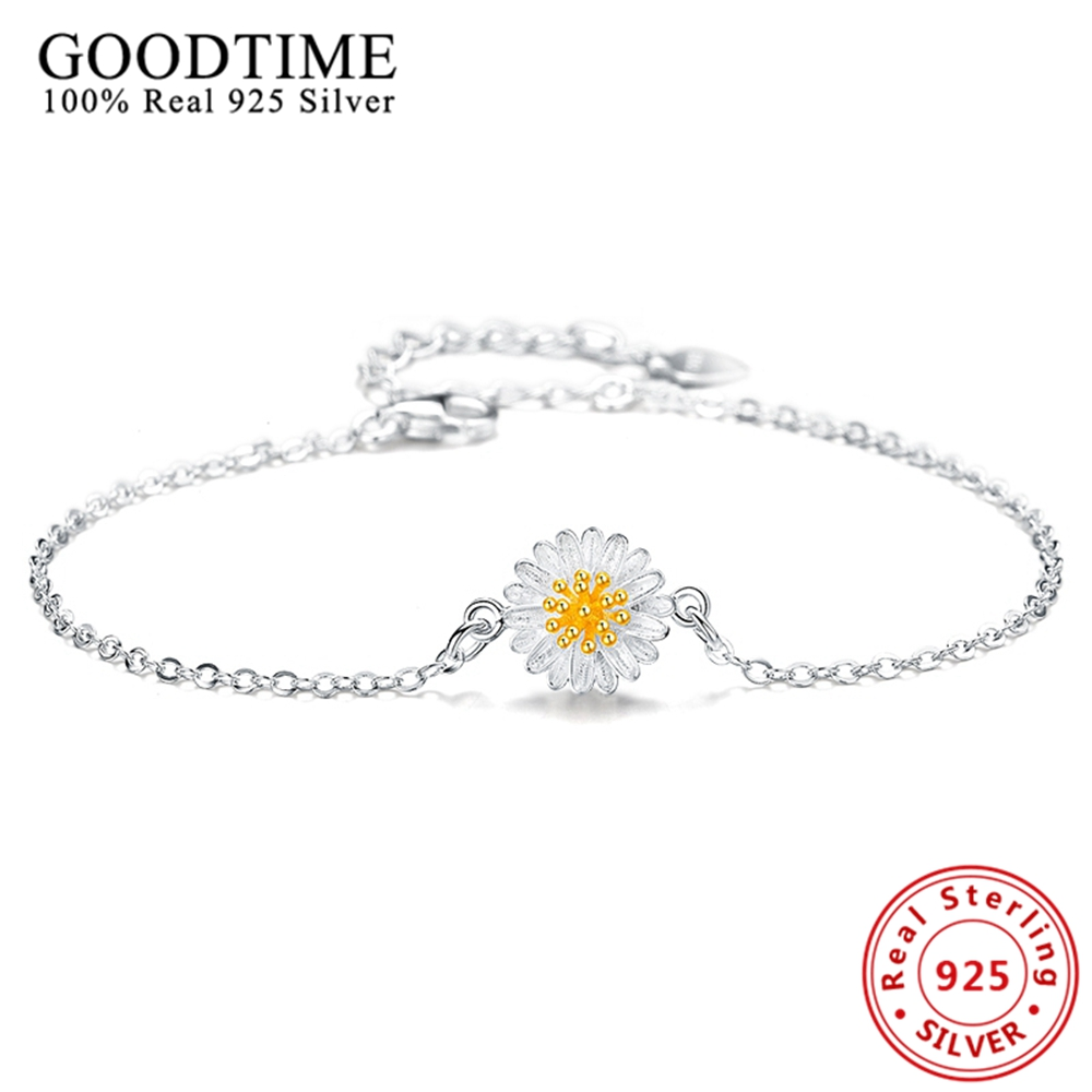 925 Sterling Silver Bracelets For Women Solid 925 Silver Jewelry