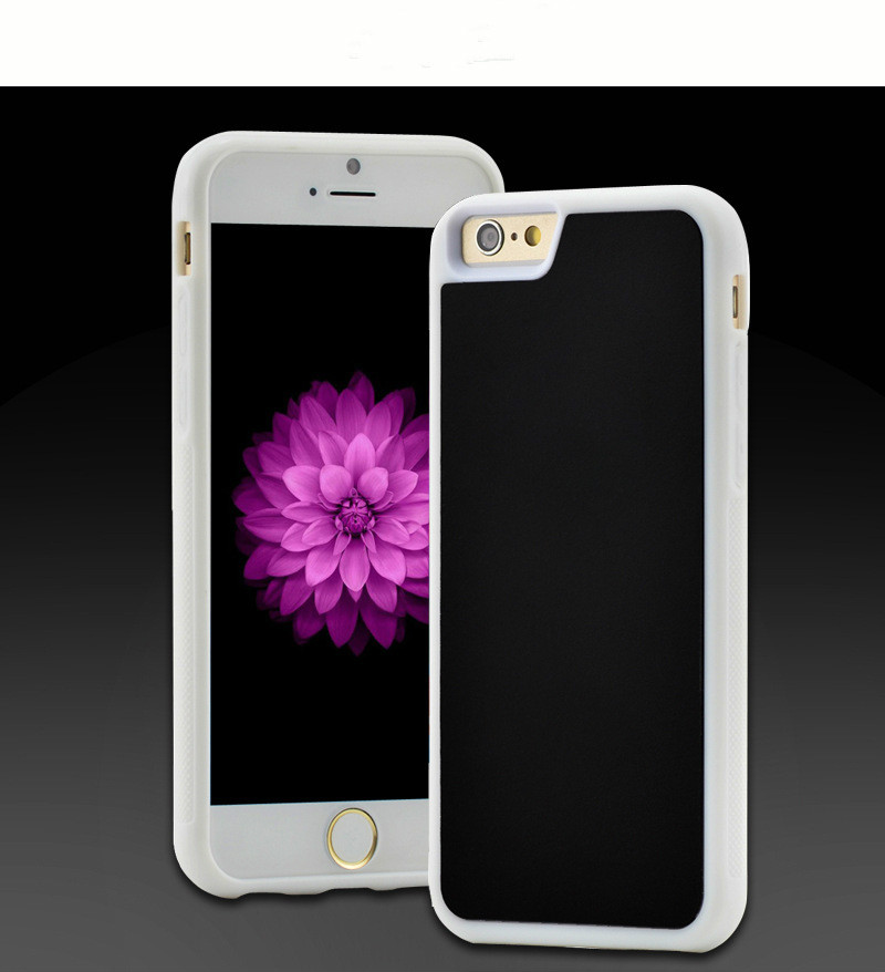 Iphone 6 6s 7 Plus 5s üçün yeni anti-cazibə telefon qutuları - Cib telefonu aksesuarları və hissələri - Fotoqrafiya 4
