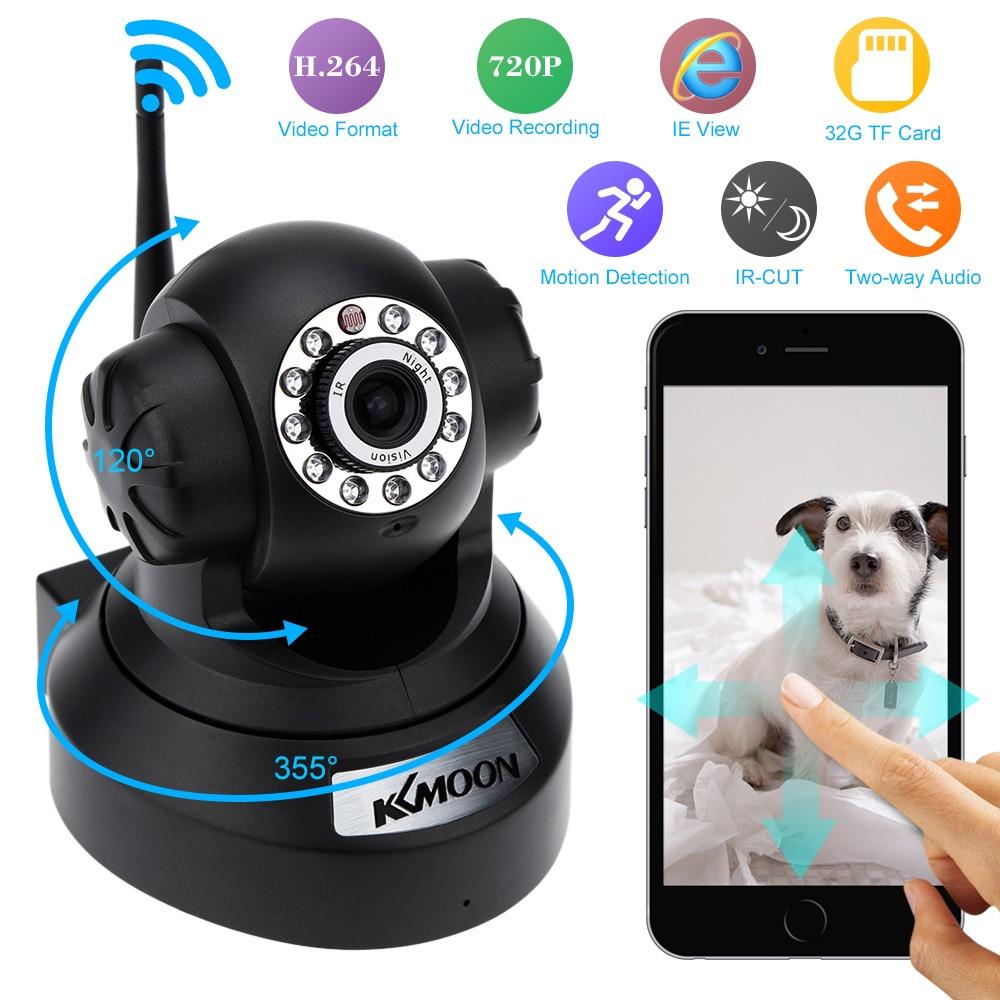 Buy kkmoon hd 720p wireless wifi ip - Camera ip wifi exterieur hd ...