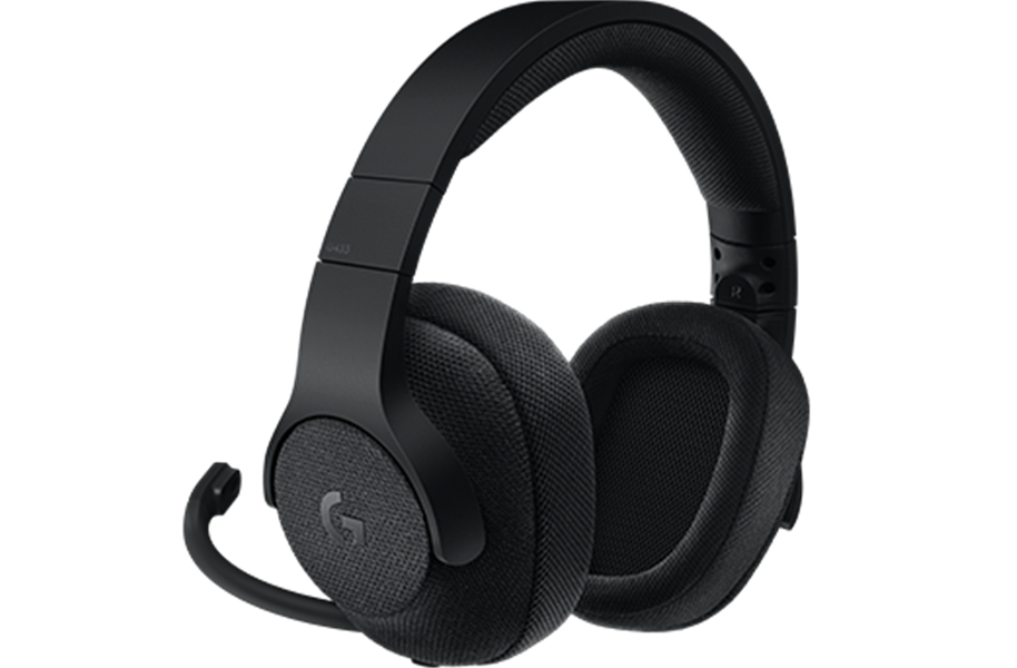 b1413d46354 Logitech G433 Wired 7.1sound channel Game headset headphones pinpoint for  PUBG FPS game-in Headphone/Headset from Consumer Electronics on  Aliexpress.com ...