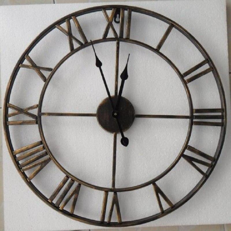47cm large wall clock saat wall clock reloj duvar saati horloge murale digital wall clocks relogio