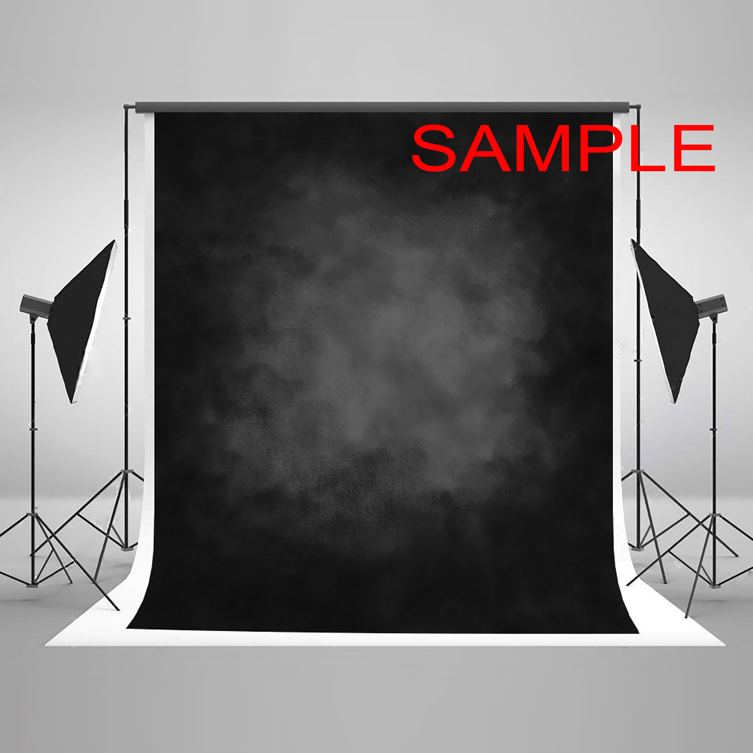 5x7ft Wedding Red Carpet Stairs Stage Polyester Photo Background Portrait Backdrop
