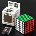 Nuevo de Moyu Aoshi Weishi GTS negro Moyu cubo mágico stickerless cubo de la velocidad Negro Blanco