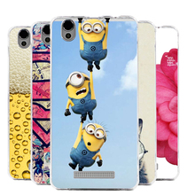 2016 New Arrival Fashion Cartoon Painting Case Blackview A8 Case Cover Plastic Hard PC Cover Blackview A8 Cover+Free Dust Plug