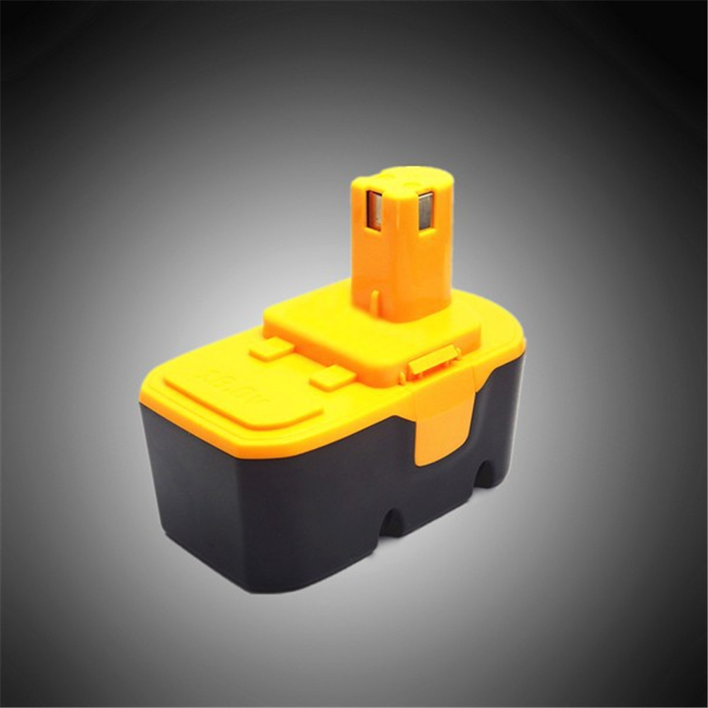 New 18V NI-MH 3.0Ah Replacement Power Tool Rechargeable Battery for Ryobi ABP1801 ABP1803 ABP-1813 BPP-1815 BPP-1817 BPP-1813 2 pcs 3 6v 2100mah ni mh rechargeable power tool battery replacement for black