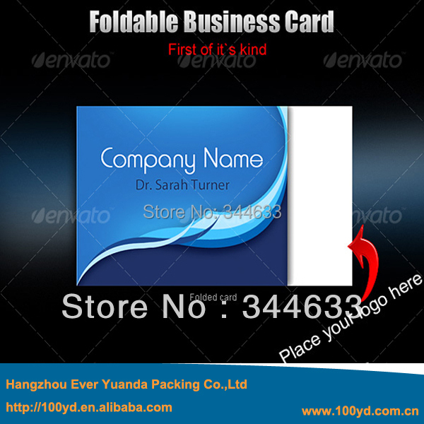 Custom Name Cards Special Folding Visit Card Bright Full Color Printing Thickness Paper Template For Stationary Favorable Price 1 design laser cut white elegant pattern west cowboy style vintage wedding invitations card kit blank paper printing invitation