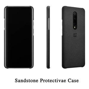 Image 5 - 100% Original OnePlus 7 Pro Case OnePlus 7 Pro Bumper Case Karbon Nylon Official Protective Cover