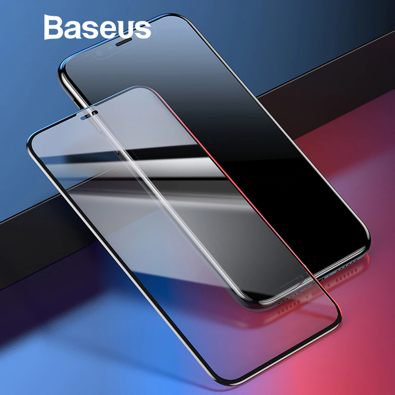 Baseus 0.23mm Thin Screen Protector For iPhone Xs Xs Max XR