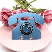Phone Metal Cutting Dies for Scrapbooking