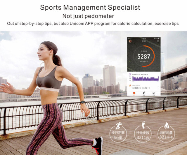 Blood Pressure Measurement Fitness Smart Watch 3