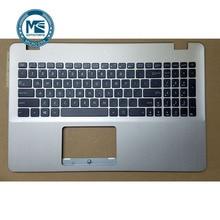 laptop case palmrest upper cover keyboard for ASUS FL8000UN FL8000UF X542 K542