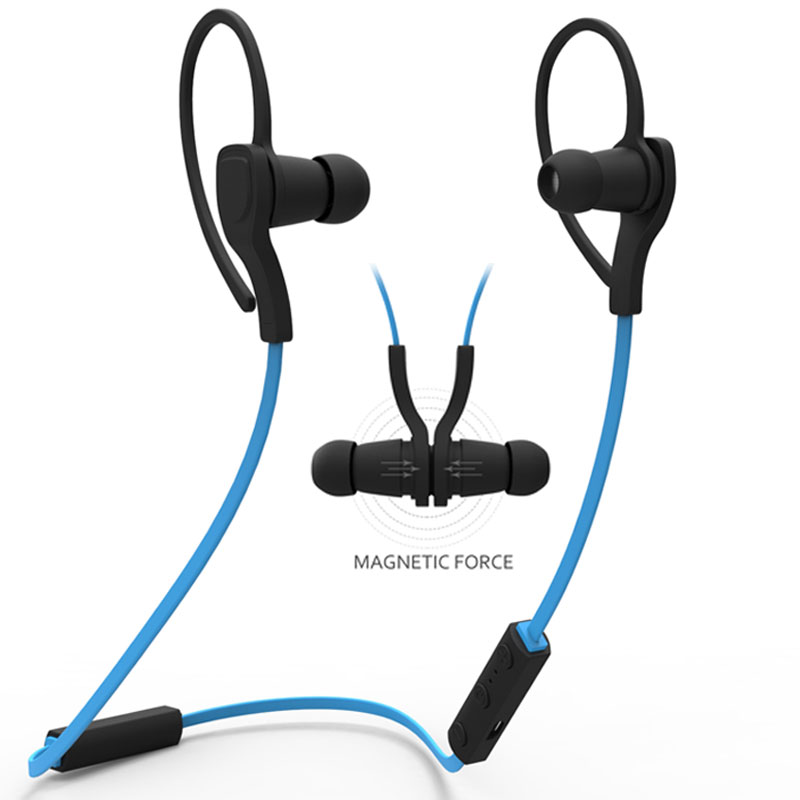 MLLSE Bluetooth Earphone Sport Earphones Bluetooth Wireless Headset with Microphone Stereo Earbuds for Xiaomi Ipone Mobile Phone