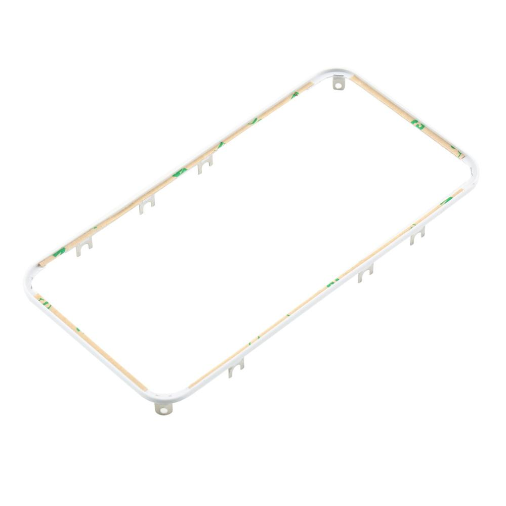 Bracket Bezel-Housing Middle iPhone 4 Adhesive Front-Frame for 4g 4S Supporting