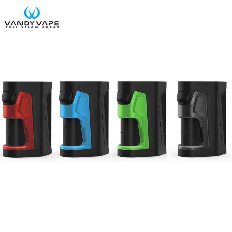 Vandy Vape PULSE DUAL 200W Vandyvape Pulse Dual Squonk Box MOD Vapor Support Pulse V2 RDA