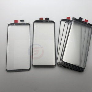 Image 4 - Replacement LCD Front Touch Screen Outer Glass Lens For Samsung Galaxy S8 G950 G950F & S8 Plus G955 G955F S9 S9+ Repair Tools