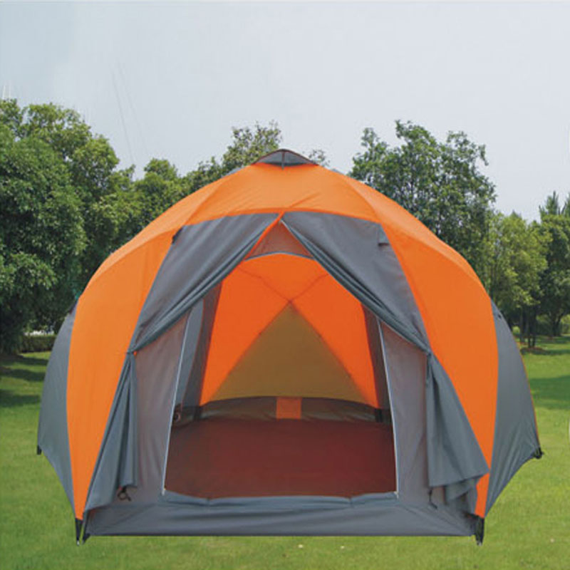The Large Outdoor Camping Tent Double Multiplayer 8 10 ...