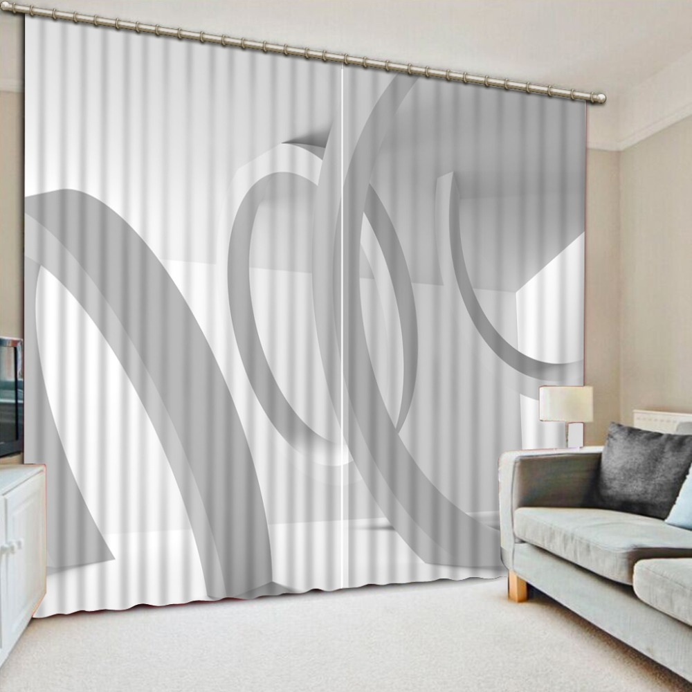 3D Curtains Custom Living room Bedroom Window Curtains Decoration Luxury Home Stereoscopic Curtains    3D Curtains Custom Living room Bedroom Window Curtains Decoration Luxury Home Stereoscopic Curtains