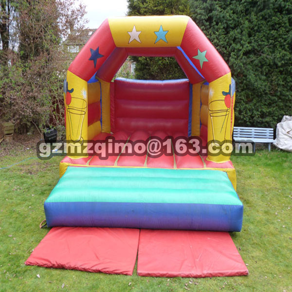 Cheap Inflatable Bouncer Inflatable Jumping House Bouncy Castle With Air Blower