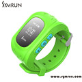 Symrun Colorful touch screen Q50 Smart Watch SOS Call Location Finder Locator Device Tracker GPS Kid Safe Anti Lost Monitor