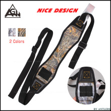 Tactical Rifle Gun Sling Hunting accessories Rifle Gun Sling Antiskid Adjustable Gun Belt Gun Strap tourbon tactical hunting gun accessories rifle shotgun sling gun belt strap non slip 62 97cm w swivels adjustable neoprene 1set