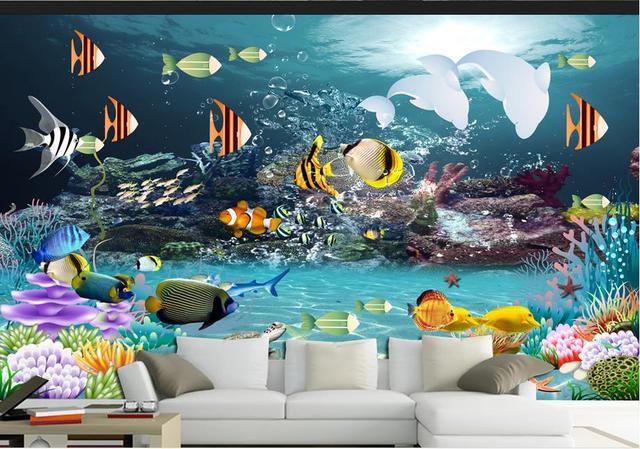 Moderno fondo de pantalla personalizado mural de la pared for Mural pared personalizado