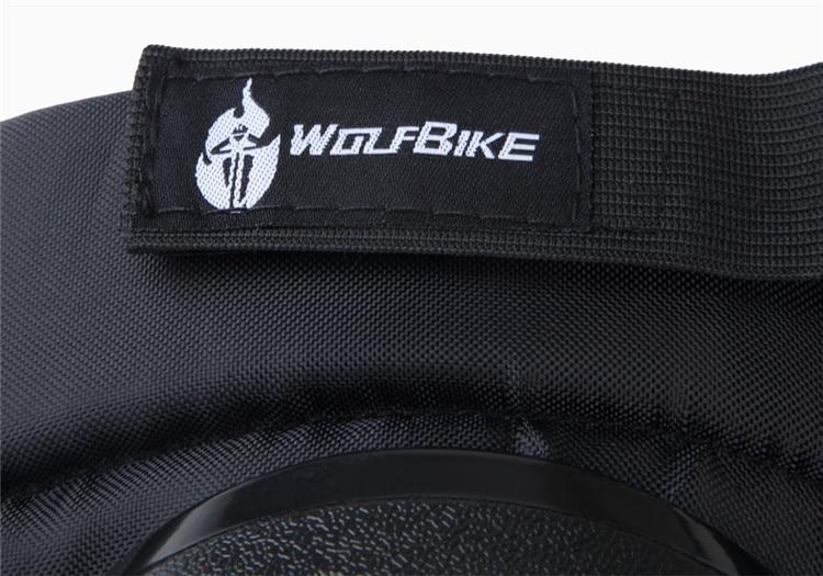 WOLFBIKE Motorrad Knieschützer Fahrrad Kniend Radfahren Bike Racing - Sportbekleidung und Accessoires - Foto 3