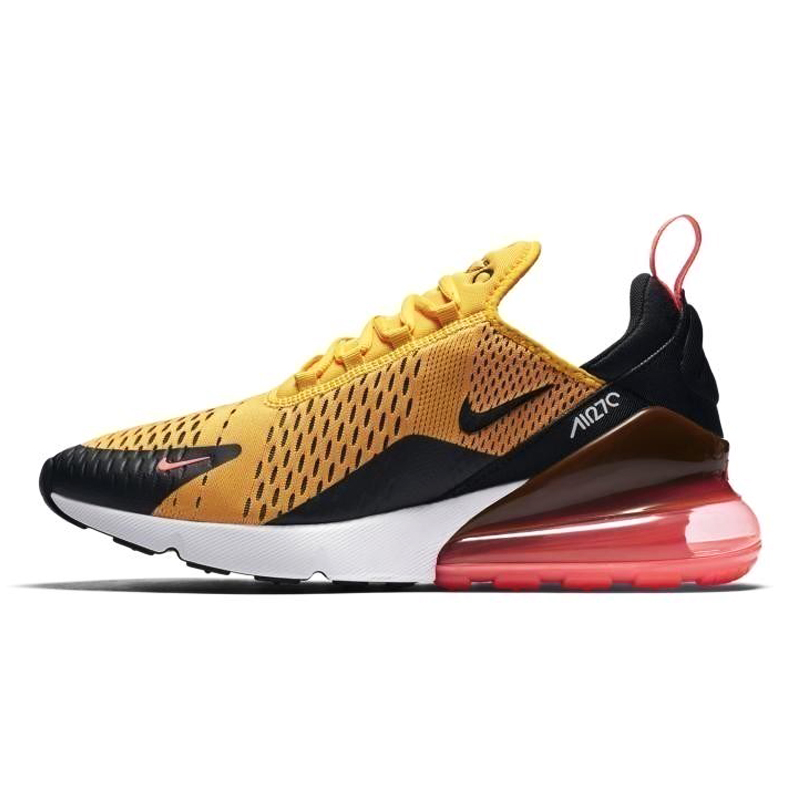 US $50.01 70% OFF|Nike Air Max 270 Running Shoes Sport Outdoor Sneakers Comfortable Breathable for Women AH8050 001 36 39 EUR Size in Running Shoes