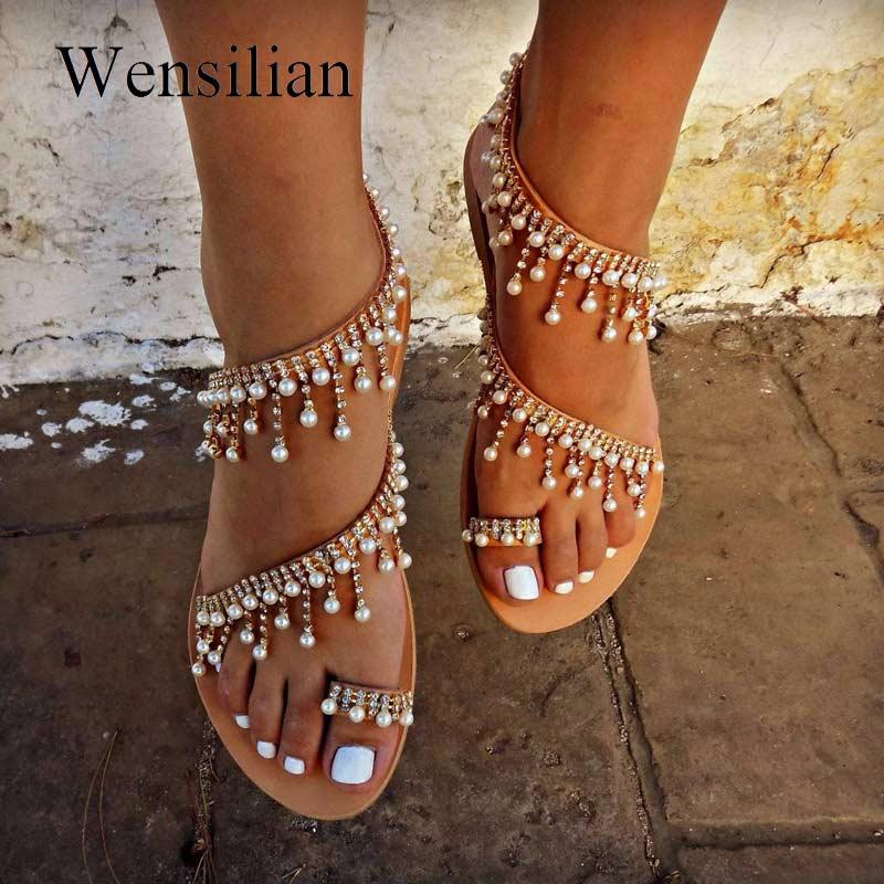 Aliexpress.com : Buy Summer Women Sandals Low Heels